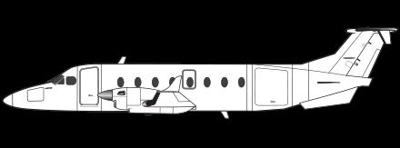 Beechcraft 1900C/D