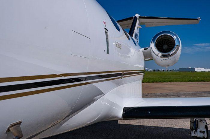 aircraft paint services