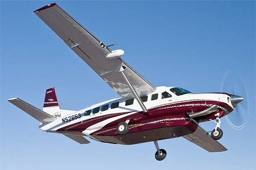 Cessna Caravan 208
