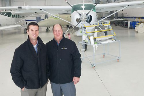 Yingling Aviation expansion