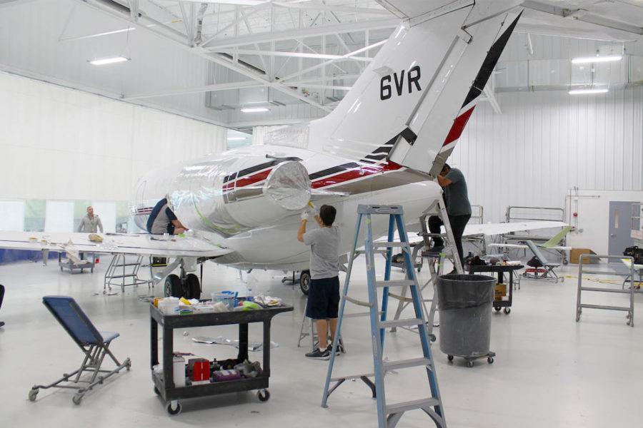 Yingling Aviation MRO expansion