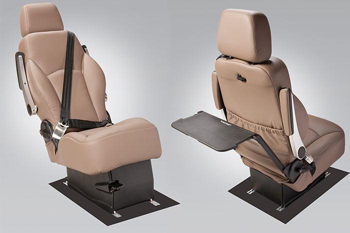 VLS seats