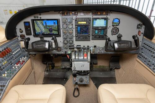 Cessna 441 Conquest g6000