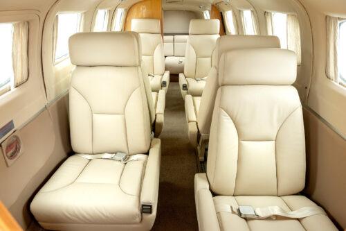 Cessna 441 Conquest new seats