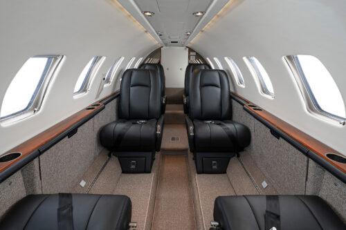 Cessna Citation Interior upgrade