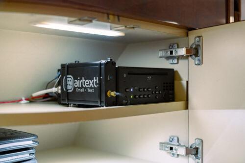 Airtext communication upgrades