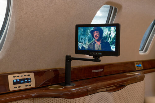 inflight entertainment upgrade