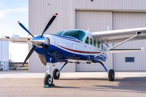 Cessna Caravan paint design