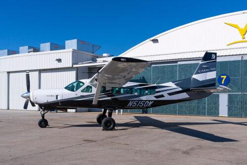 Cessna Caravan repaint