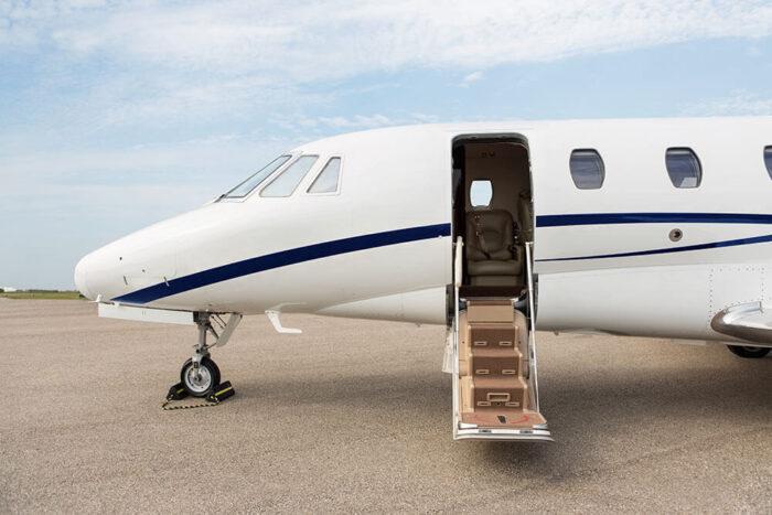 Private jet management