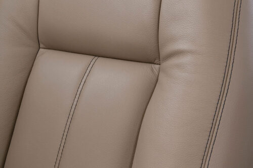 aircraft interior leather seating