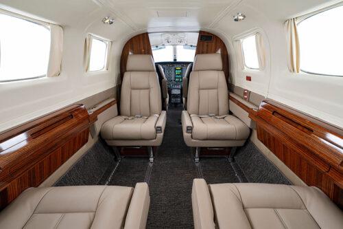 aircraft interior refurb
