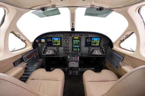 Conquest II avionics upgrades