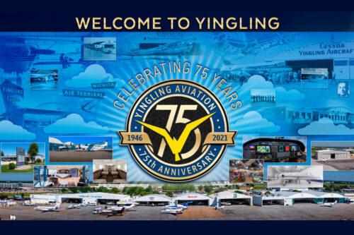 Yingling Aviation celebrates 75 years
