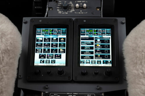 Citation Excel Eagle G5000 avionics