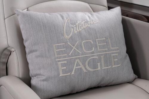 Citation Excel Eagle pillow