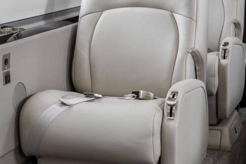 Excel Eagle premium seating