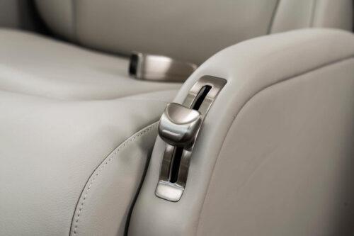 Excel Eagle seat detail