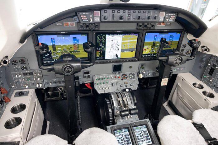 Citation Excel Eagle avionics